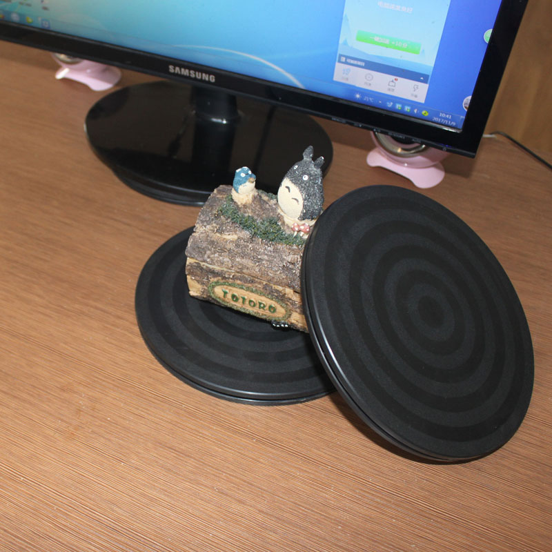 DIY pottery lazy susan working table (1)