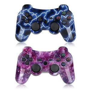 Image 4 - For PS3 Wireless Controller Gamepad For Playstation3 Six Axis Wireless For PS3 Controller Joystick Joy Pad With Cable