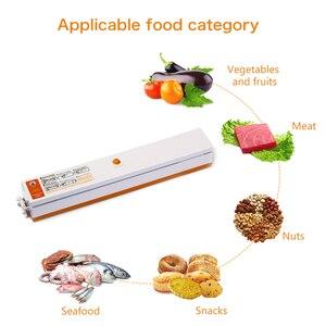 Image 2 - WXB sous vide maszyna próżniowa sealer torebki próżniowe do zgrzewarka spożywcza 220V/110V maszyna do pakowania żywności gospodarstwa domowego szybkie proste