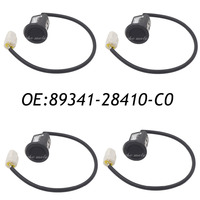 New 4PCS Ultrasonic Sensor 89341 28410 C0 Parking Sensor For Toyota Previa Tarago Acr30,Clr30 89341 28410