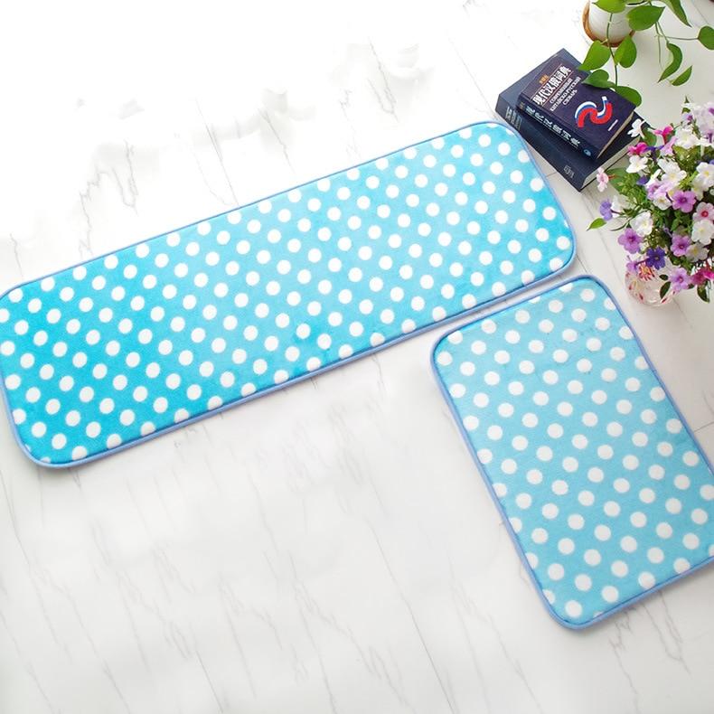 Modern Kitchen Mat 2pcs modern kitchen mat doormat anti slip floor kitchen rugs