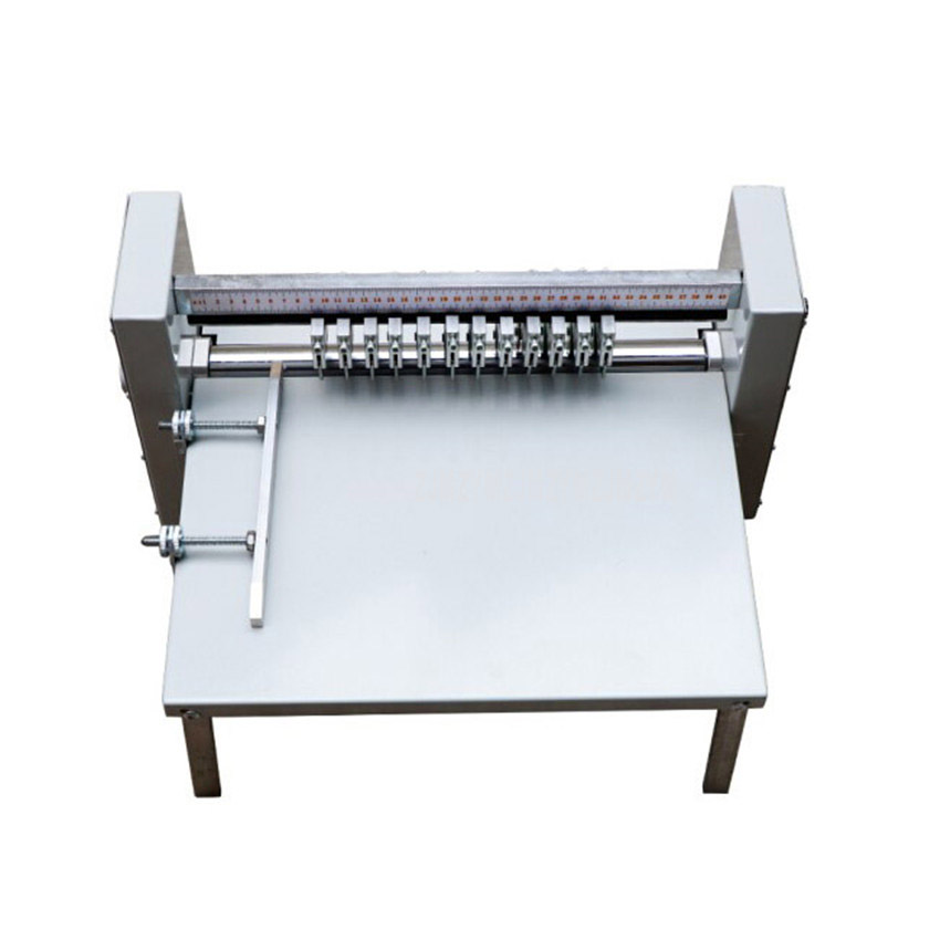 Auto-adhésif Autocollant Demi Machine De Découpe Électrique Adhésif Autocollant Coupe-Papier Machine De Découpe Largeur 400mm Vitesse 50-280r/ min