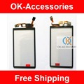 Black Color High Quality Touch Screen Digitizer For Sony Ericsson Xperia Neo V MT15i MT15 MT11i MT11 1PC/Lot