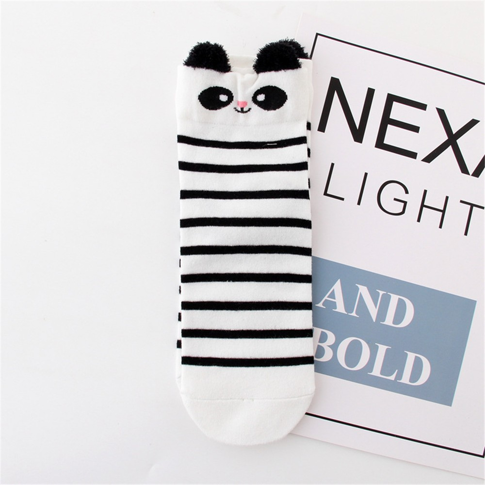 High Quality Women Cat Cute Cotton Fashion Sock Comfortable Socks Dropship 171212