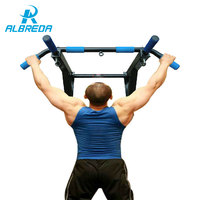 ALBREDA NEW Body Workout Third generation wall horizontal bar interior door fitness equipment horizontal bar chin up bars sit up