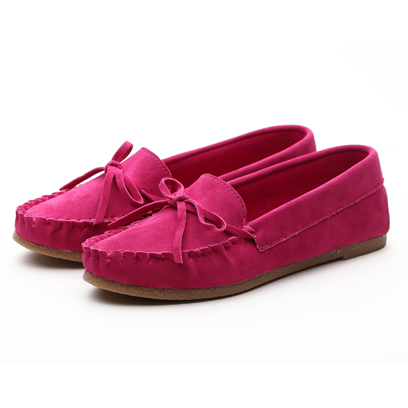 women Casual shoes for spring and autumn Flats shoes women  Loafers  female shoes Comfortable  sh020109 flats new women s shoes in spring and summer 2017 will be able to make comfortable and sweet flat footed women s shoes