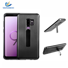 YEINDBOO Phone Case For Samsung S9 plus Cases Edge Cover For Samsung S9 plus Two In One Mobile Phone Official mobile phone shell original samsung phone case soft shell for sansung galaxy s9 plus g9650 s9 g9600 stealth tpu mobile phone cover