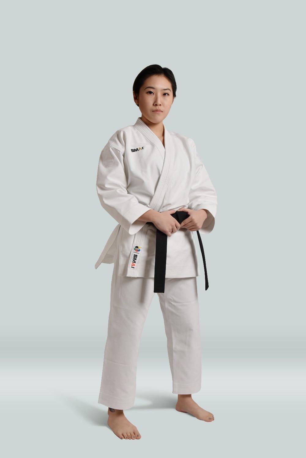 Original Kata Karategi GI SMAI Official Karate Kata Uniforms, New Design Smai Karategi Kata Wkf Approved