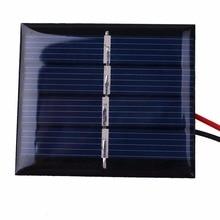 MVpower Portable 2V 0.36W Solar Panels Polycrystalline Silicon DIY Battery Power Charge Module 48x42mm Mini Solar Cells