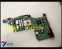 Wholesale 631042-001 board for HP pavilion DV6 DV6T DV6-3000 motherboard DA0LX6MB6I0 100% Work Perfect