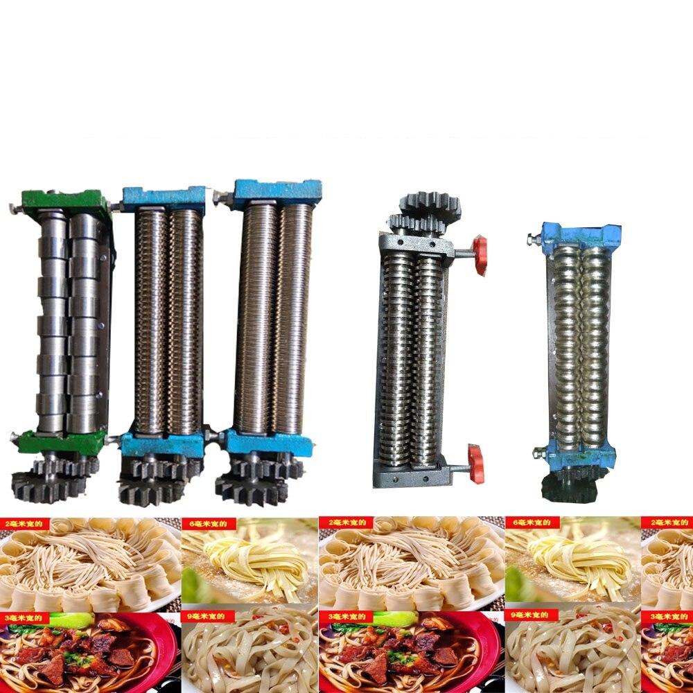 Replacement Noodle Machine Knife Set 1.8mm/2.5mm/1.75cm/3mm/9mm Knife High Quality Noodle Maker Knife Set Accessories