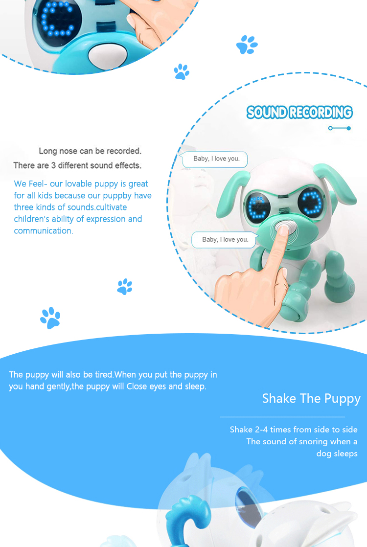 Robot Dog Puppy  (3)