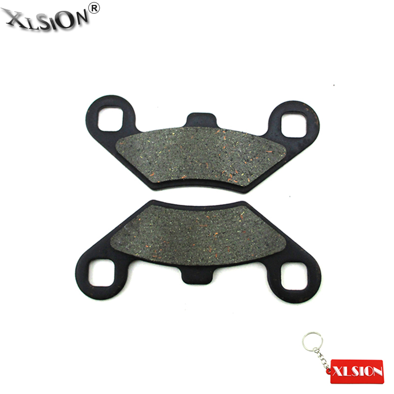 Brake Pas 8Pcs Front /& Rear Brake Pads Disc brake shoe for Polaris Razor RZR 800 570 2008-2015