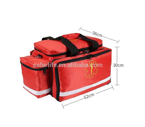 все цены на New arrival 2pcs a lot medical rescue bag first aid kit emergency bag for doctor