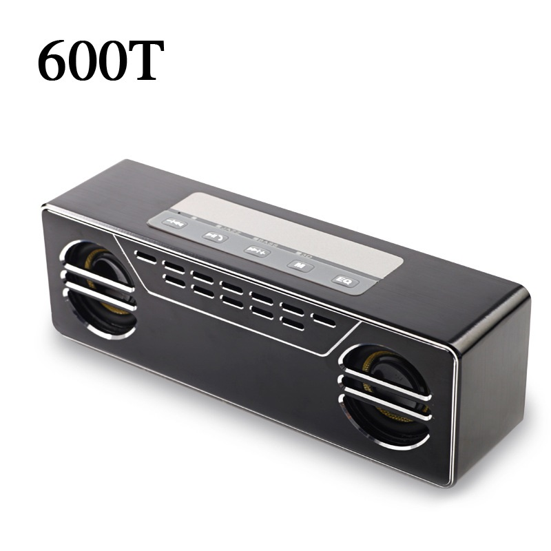 ФОТО Mini Portable Bluetooth Speaker 10w Metal Wireless Speakers With Mic Brand Subwoofer Speaker for Phone With Jazz Bass 3D Sound