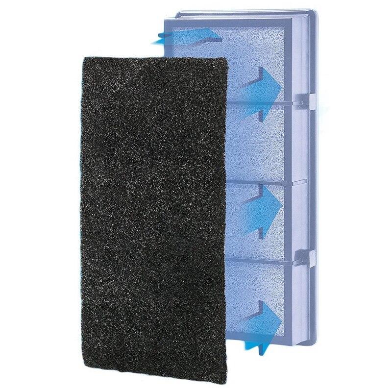 4 сменные карбоновые бустерные фильтры для Holmes Total air purifier Aer1 Series