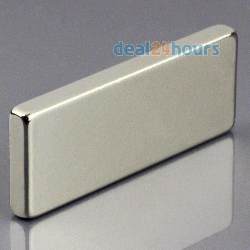 20x Rare Earth Cuboid magnet Strong Neodymium Block Magnets 15 x 5 x 5 mm