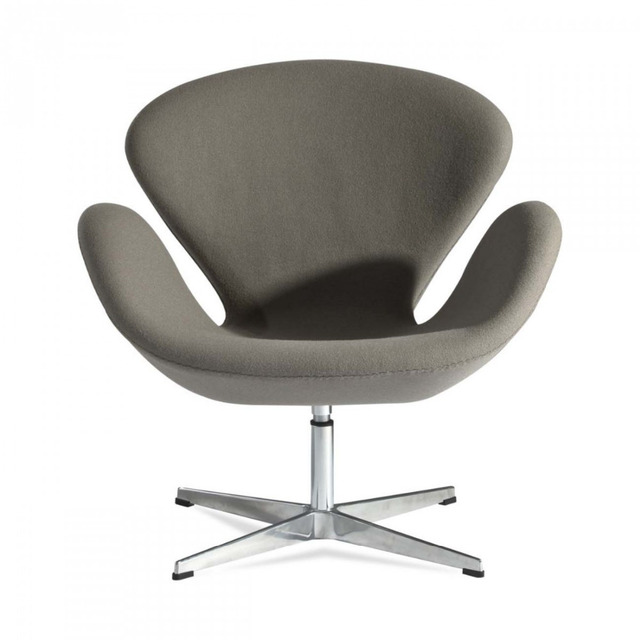 Free Shipping For Swan Chair Cashmere