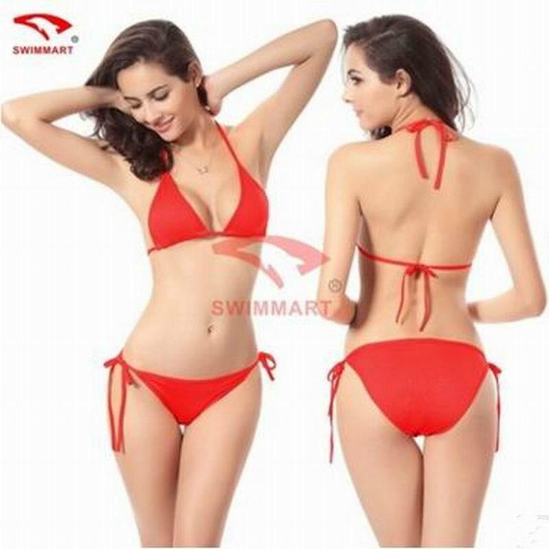 Women Swim Bikini Sexy Lingerie Swimsuit 2016 New Europe And America Bathing Suit