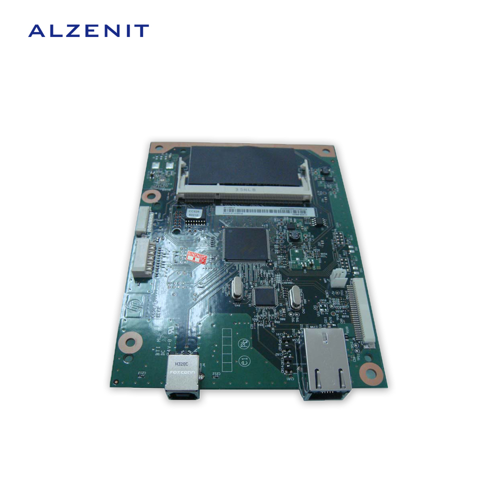 GZLSPART For HP 2055DN P2055DN HP2055DN Original Used Formatter Board CC528-69001 Parts On Sale крепление для велосипеда thule raceway 2bike update