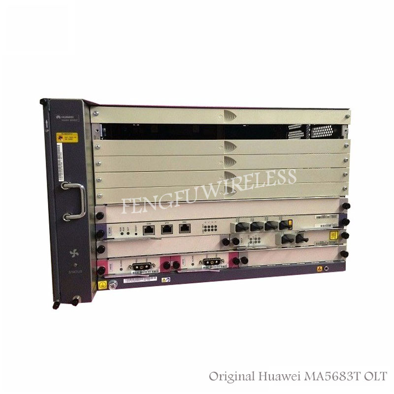 Original New Hua Wei Olt Ma5683t With 2*scun Fiber Optic Equipments Opitcal Line Terminal Olt Device With 1*10g X2cs Uplink Board Epon Gpon Olt To Win Warm Praise From Customers Cellphones & Telecommunications