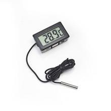 Digital LCD Probe Fridge Freezer Thermometer Thermograph for Refrigerator -50~ 110 Degree