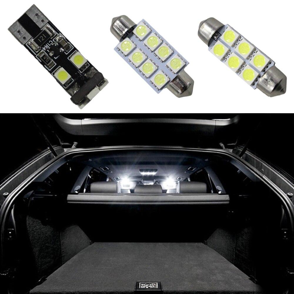 22 جهاز كمبيوتر شخصى في canbus الأبيض - أضواء السيارة