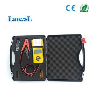 Image 2 - Micro 300 Remarkable Professional Outillage Automobile Electronic Battery Tester Hot Sale Cca Car Tools For Printing Paper