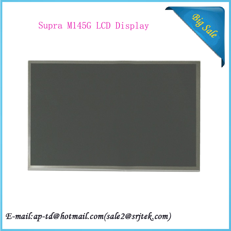Original 10.1 inch For Supra M145G LCD Display Screen Matrix Tablet PC Repairment Parts+Tracking Number