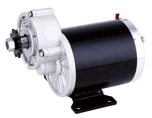 450w 24 v gear motor brush motor electric tricycle DC gear brushed motor Electric bicycle motor