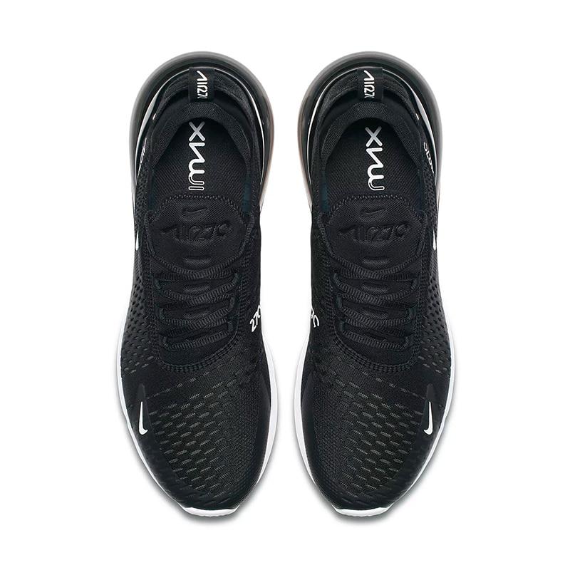 Original Nike Air Max 270 180 hommes chaussures de course baskets Sport extérieur 2018 nouveauté authentique extérieur respirant Designer - 4