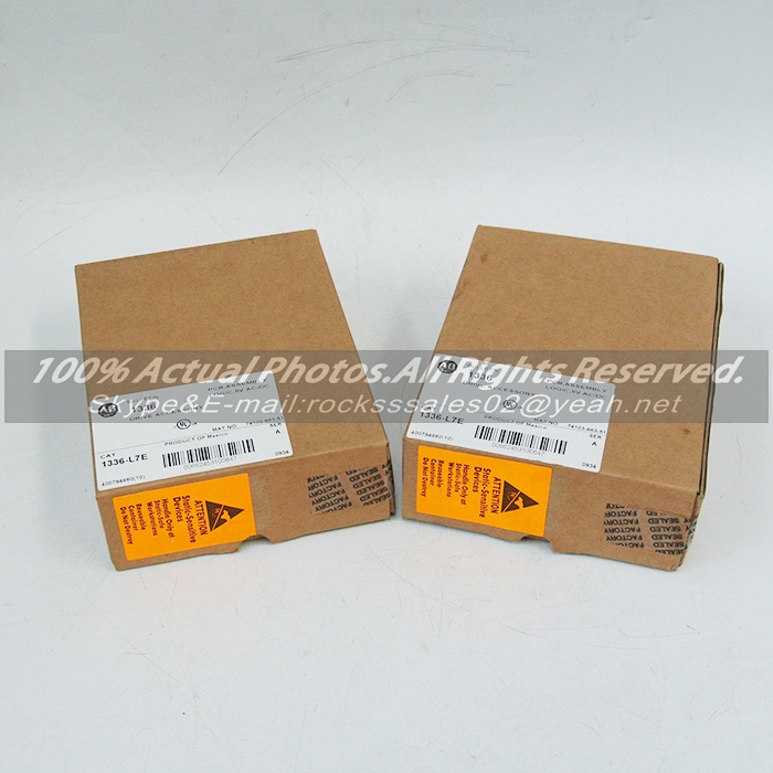 New original Allen Bradley 1336-L7E With Free DHL / EMS and 1 year warranty new original q61p a1 q61p with free dhl ems