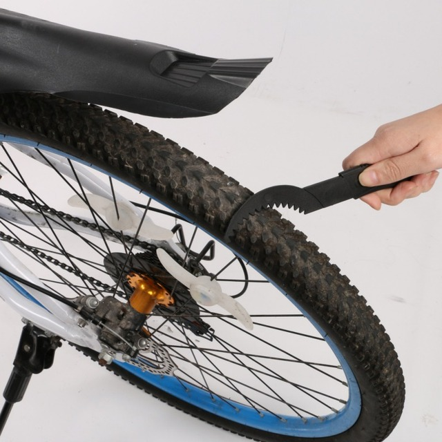 Outdoor Sports Bicycle Chain Clean Brush Cleaning Bike Cycling ...