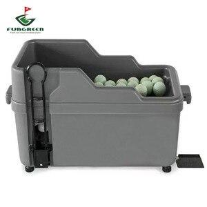 Image 1 - FUNGREEN Golf Ball hộp Nửa Tự Động Câu Lạc Bộ Golf Người Tổ Chức Không Có Quyền Lực Không Cần Điện Golf Trong Nhà Thiết Bị Thực Hành