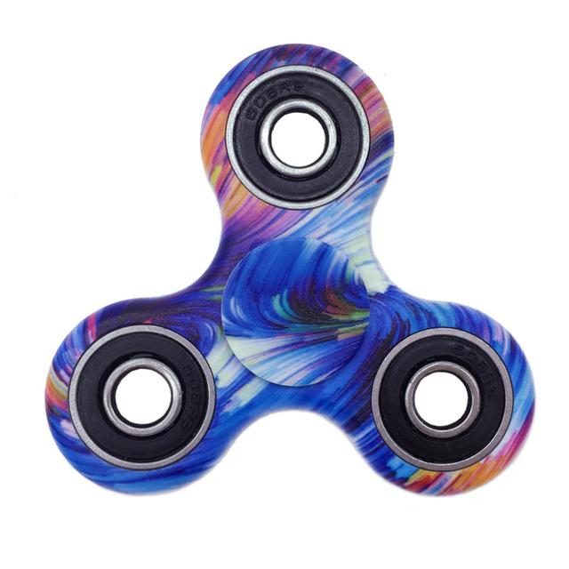 New Style Tri-Spinner Fidget