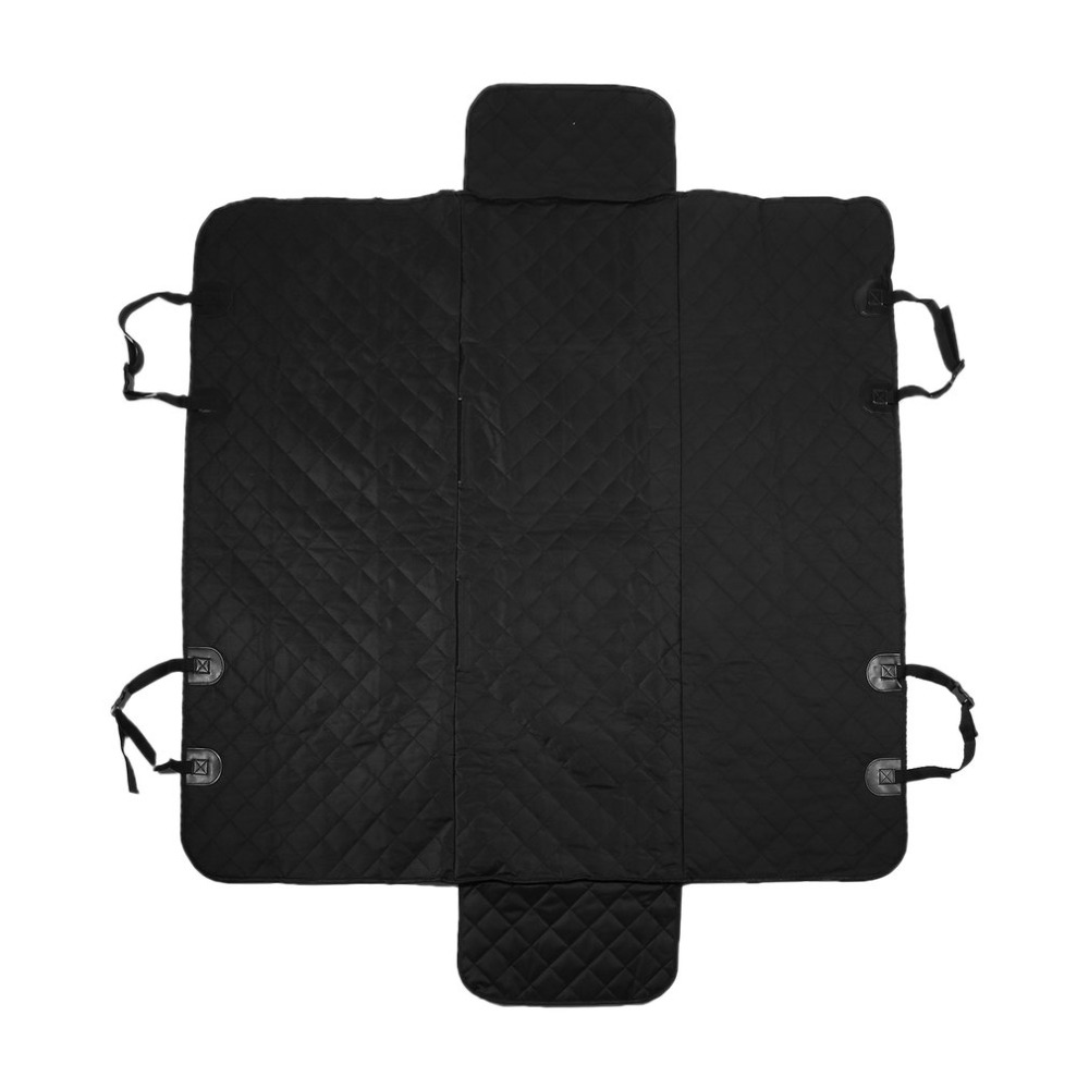 Dog Car Seat Cover Seat Belt Full Protector for your Pet Rear Back Seat Waterproof Non Slip High Quality Washable