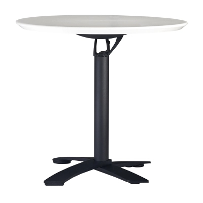 Sales desk reception desk office desk table casual table dining table ABS folding round table C60-1B цены