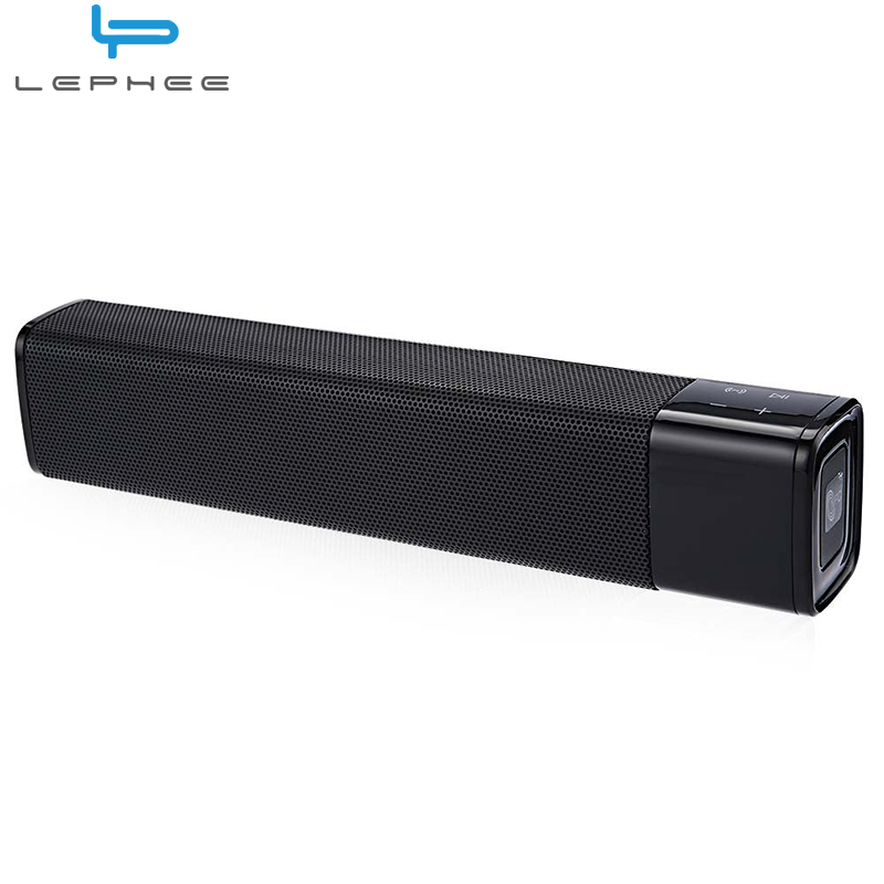 Big Power Wireless Bluetooth Speaker 20w NFC Portable Speaker Subwoofer Loudspeaker Hoparlor Bass Stereo Hifi Sound box Boombox adin 26w metal vibration bluetooth subwoofer speaker nfc touch hifi portable mini wireless speaker 360 stereo sound loudspeakers