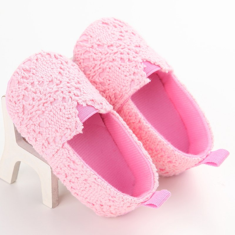 Toddler Sapatos Baby Infantil Soft Bottom First Walkers Kids Children Boys Girls Solid Shoes