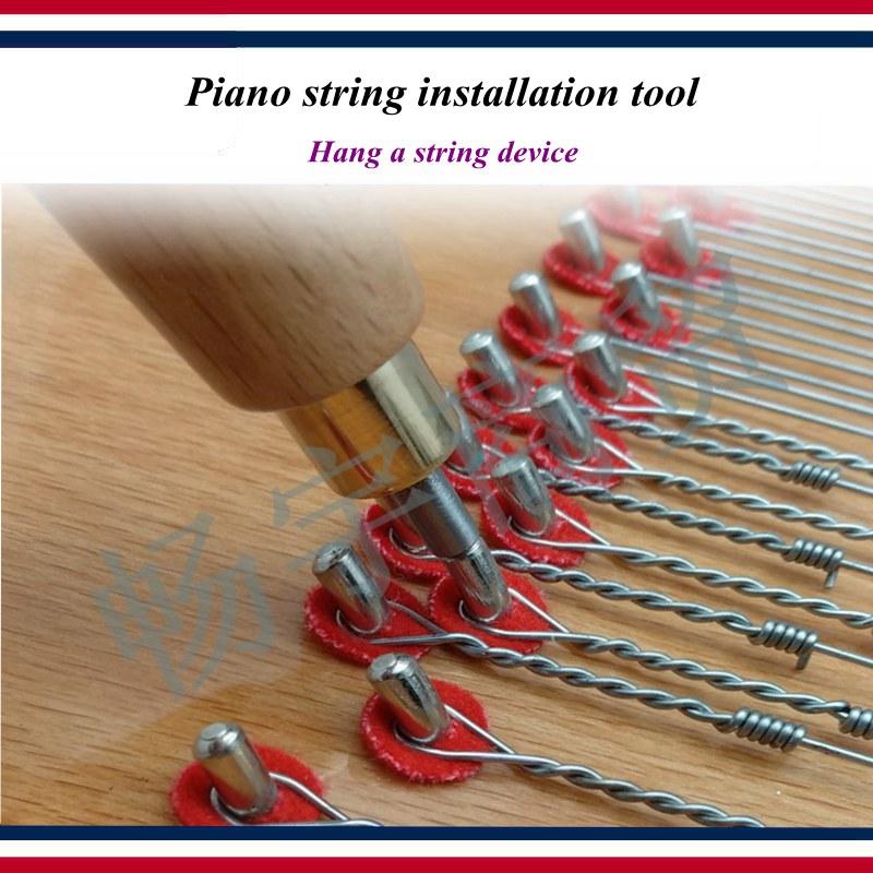 Piano Tuning Tools Accessories Piano String Installation Tool Hang A String Device Piano Repair Tool Parts