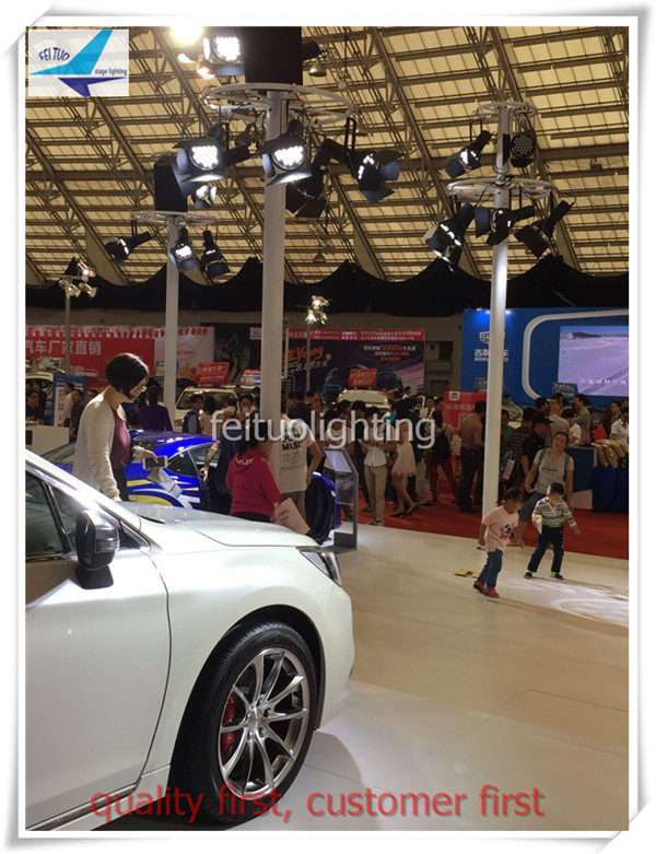 O Xlot Auto Show Lighting Xw LED PAR DMX Strobe LED Car Show - Led car show lights