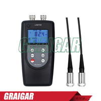 Vibration Meter VM 6380 2 Used For Measuring Periodic Motion To Check The Imbalance And Deflecting