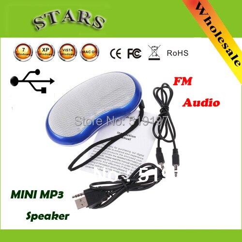 HIFI USB mini motorcycle audio speaker Micro SD TF USB Stereo Sound box Music MP3 Player FM Radio speaker home theater speaker