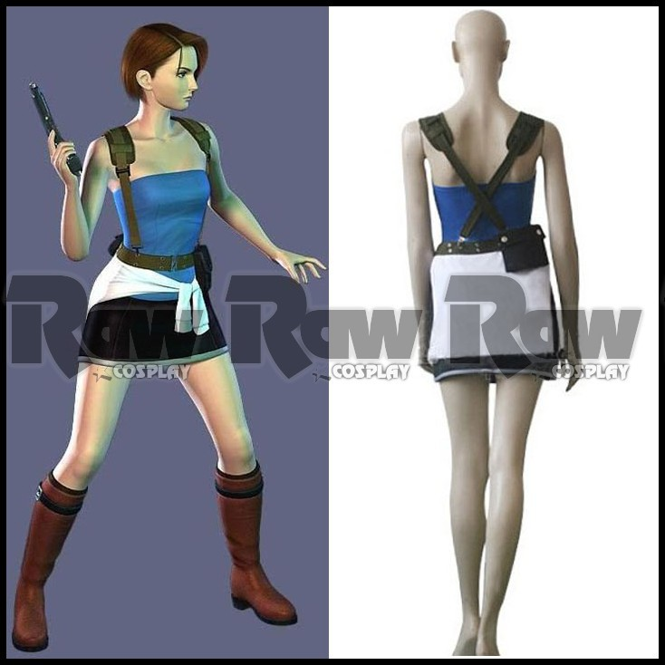 Hot Moive Resident Evil 3 Character Jill Valentine Sexy Tube