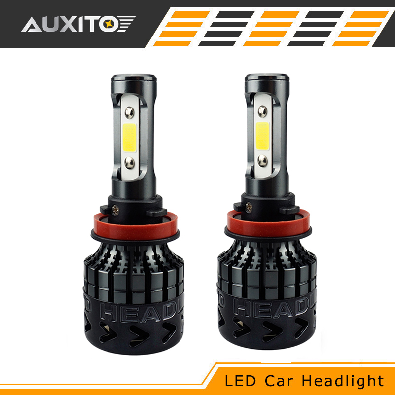 2X 80W 8000LM Car LED Headlight H7 H4 H11 H1 9006 HB4 H8 9005 HB3 H13 9004 9007 9012 Automobiles LED Headlamp COB Fog Lamp Bulb led h4 h7 h11 h1 h10 hb3 h13 h3 9004 9005 9006 9007 cob led car headlight bulb 80w 8000lm 6000k auto headlamp 200m light range