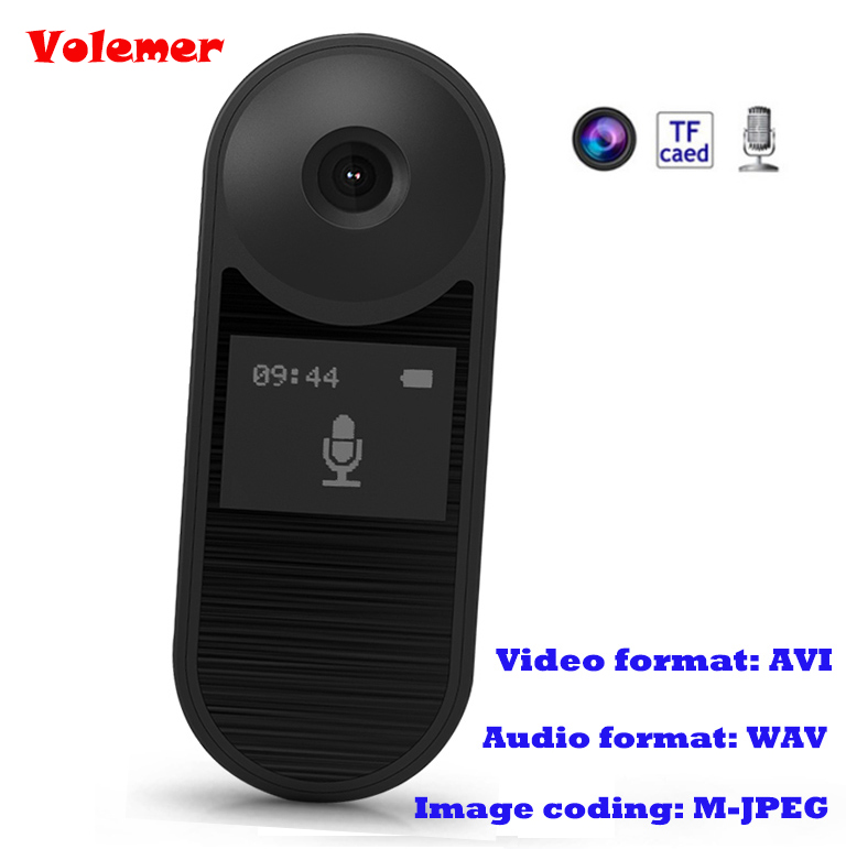 IDV IDV008 Digital Voice Pen Recorder Rechargeable WAV Pen Sound Stereo Dictaphone Support Video Cam Recording PK SQ11 SQ8 C11