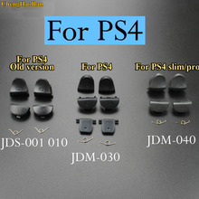 ChengHaoRan 2 set/lotto Nuovo JDS 030 JDM 030 JDM 040 L2 R2 L1 R1 Pulsante a Scatto con Molle Per PS4 controller JDS 040