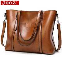 2019 Luxury Women's Handbag Designer Messenger Bags Large Shopper Totes inclined shoulder bag Sac A Main Ladies Soft Leather bag