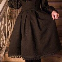 Princess sweet lolita Brocade Garden Elegant skirt ZJY055