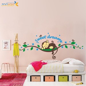 monkey room decor - Monkey Bedroom Decor